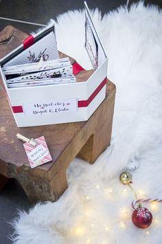 """Pour tes beaux yeux...: Mini-album en trompe-l'oeil façon """"cadeau"""" pour Swirlcards"""