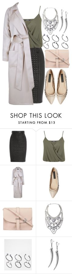 """""""1053."""" by adc421 on Polyvore featuring Roberto Cavalli, Miss Selfridge, TIBI, Steven by Steve Madden, M.N.G, ASOS, Shaun Leane, women's clothing, women's fashion and women"""