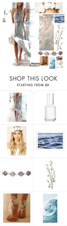 """""""No Title #178 (NOT FINISHED)"""" by emily102901 ❤ liked on Polyvore featuring Essie, Forever 21, Pottery Barn, Gypsy, Pier 1 Imports, PBteen and Cara"""