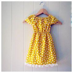 Girls peasant dress, girls summer dress, girls' clothing, flower girl dress, toddler summer dress- baby girl dresses- lace dress by DressingBree on Etsy https://www.etsy.com/uk/listing/202665016/girls-peasant-dress-girls-summer-dress