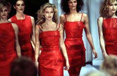 Versace Fall 1996 RTW