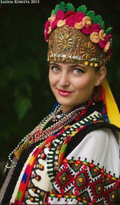 Photo by Anna Senik, http://www.ladna-kobieta.co...SEE UKRAINIAN EMBROIDERY 2 ,Ukraine, from Iryna