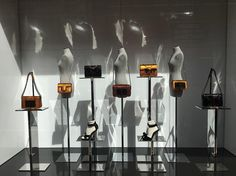 """TOM FORD, London, UK, """"A Tale of Seven Bags"""", photo by Window Shoppings, pinned by Ton van der Veer"""