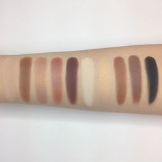 "Zoeva ""Naturally yours"" palette"