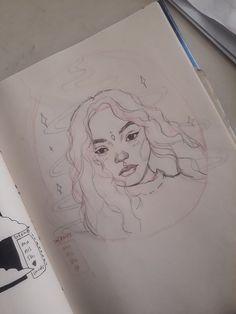 Art Drawings Sketches Simple, Pencil Art Drawings, Cool Drawings, Arte Sketchbook, Cartoon Art Styles, Anime Sketch, Art Studies, Art Journal Inspiration, Pretty Art