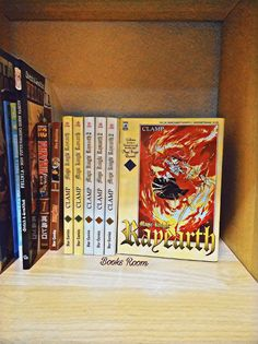 Anime e Manga: Magic Knight Rayearth Manga, Magic Knight Rayearth, Books, Anime, Libros, Book, Manga Comics, Cartoon Movies, Anime Music