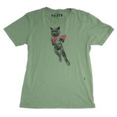 New tee shirt vendor this year. Paste at the 2013 Crafty Bastards Arts & Crafts Fair - Washington City Paper