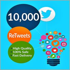 Buy Twitter Retweets - Gain Your Twitter Retweets instantly at Youtubebulkviews.com