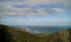 A view from Anawhata Rd...