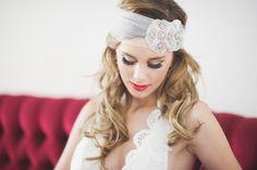 Polka Dot BrideCathleen Jia Bridal Inspiration