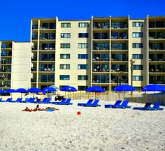 Pinnacle Port is located on the quiet west end of Panama City Beach.