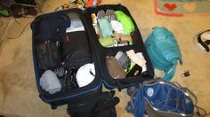 Packing for Summer in Europe