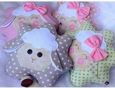 Resultado de imagen para almofadas decorativas para bebe