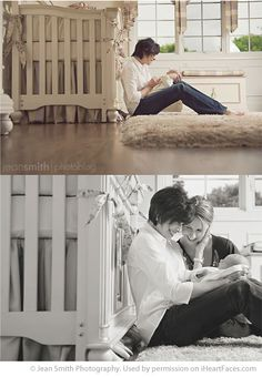 Grandmother Photography Inspiration - Lifestyle Photography by Jean Smith Photography