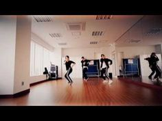 Seulgi dancing to Lucky Strike with Shim Jaewon (beatburgerjae) & Sohee ...