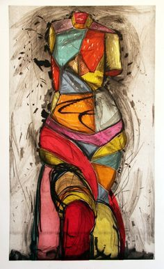 Jim Dine - The Venus Dances 2005