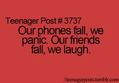sometimes true teenager post #3737