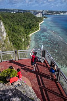 Two Lovers Point is not only the site of Guam's most famous legend but also one of the best places to really see the beauty of Guam. Famous Legends, Support Our Troops, Guam, Top Free, Pacific Ocean, Capital City, The Good Place, United States, Lovers