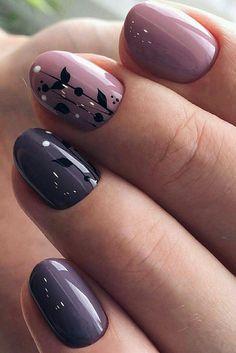 44 Cute Spring Nail Art Ideas 2018