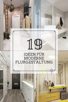 55 besten Flurgestaltung Bilder auf Pinterest | Garderoben ...