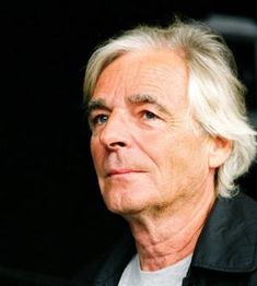 Richard Wright ( 1943-2008) Ruim veertig jaar toetsenist van Pink Floyd.