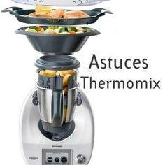 Astuces Thermomix a l'honneur aujourd'hui Températures et vitesses 37° : Température pour chauffer la nourriture des bébés. 50° : température pour fondre le chocolat 60° à 70° : température pour préparer vos sauce et aussi pour le bain-marie. 80° à 90°...