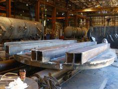Anode Furnace Fabrication