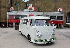Wedding campers are much cooler than the traditional Rolls. If you want to arrive in an unusual wedding car, take a look at ours.