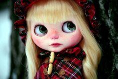 Custom Blythe Doll Kenzy par chercheto sur Etsy