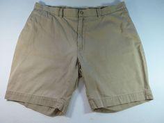 aec15fdeba20 Recent Polo Ralph Lauren Cotton Light Brown Classic Fit Casual Shorts Size  38 40