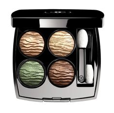 Chanel Les Souffles du Desert Summer 2016 Collection | LES 4 OMBRES MULTI-EFFECT QUADRA EYESHADOW | $65.00 | LIMITED EDITION