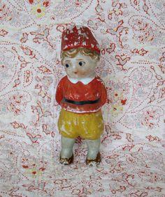 vintage bisque doll japan