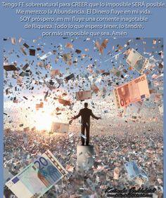 MI CAPACIDAD DE ATRAER DINERO. Para Atraer Dinero y Abundancia a tu vida necesitas cambiar tu programación mental hacia el dinero con afirmaciones diarias, con visualizaciones llenas de ABUNDANCIA...en: http://katiuskagoldcheidt.com/mi-capacidad-de-atrae-dinero/