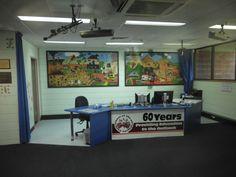 Alice Springs School of the air. Spring School, Alice Springs, Flat Screen, Desk, Places, Furniture, Home Decor, Blood Plasma, Desktop