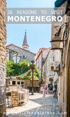 26 Reasons to visit Montenegro