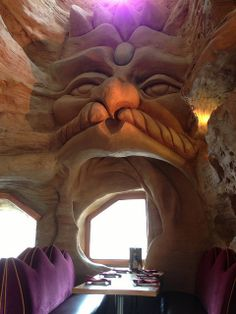 Islands of Adventure: Mythos Restaurant