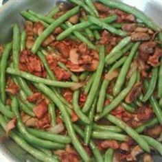 Smothered Green Beans II