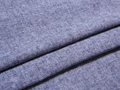 Linen/Cotton Blend, Gray Nubbly Tweed, Reclaimed Fabric, LOT 2511 - pinned by pin4etsy.com