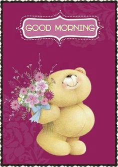Bear Images, Teddy Bear Pictures, Tatty Teddy, Forever Friends Cards, Teddy Bear Cartoon, Teddy Bears, Blue Nose Friends, Good Morning Gif, Baby Scrapbook