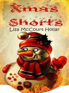 XmasShorts-For a Ho Ho Horror filed Christmas. Fabulous cover by Sue Mydliak.