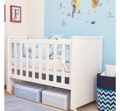 Cama cucheta con cuna Cribs, Bed, Furniture, Home Decor, House Decorations, Cots, Bassinet, Stream Bed, Room Decor