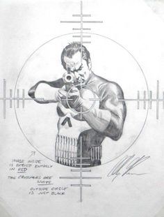 The Punisher - Alex Ross                                                                                                                                                                                 More
