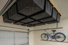 Keep Track Garage Furniture, Overhead Storage, Closet Storage, Track, Base Cabinet Storage, Storage Closets, Runway, Truck, Running