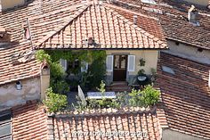 Pergola With Metal Roof Sky Garden, Garden Oasis, Rooftop Terrace, Outdoor Spaces, Outdoor Living, Outdoor Decor, Patio Design, Garden Design, Porches
