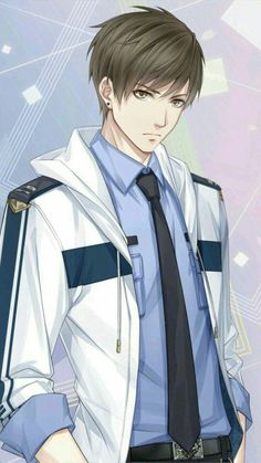 Manga is simply the Japanese version of comic books or graphic novels. Manga Anime, Oc Manga, Manga Boy, Anime Art, Cool Anime Guys, Handsome Anime Guys, Hot Anime Boy, I Love Anime, Animes Yandere