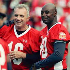 49ers - Joe Montana & Jerry Rice