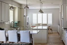How to Clean Shutters + Fall Cleaning List