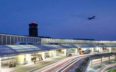 Fly into Baltimore/Washington International Airport .