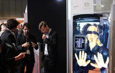 #ISE2015 #digitalsignage #digitaltotem