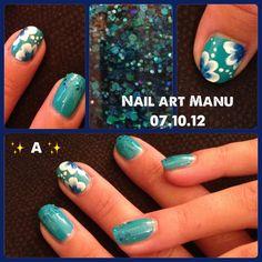 Nail art 07.10.12